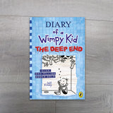 The Deep End - Diary of a Wimpy Kid - Salmons Book Store, Ballinasloe, Galway