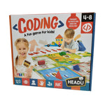 Coding - A fun game for kids