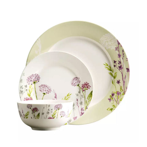 Aynsley Floral Spree 12 piece set - Salmons Department Store, Ballinasloe, Galway