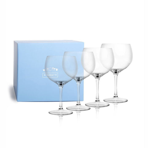 Newbridge Set of 4 Gin Glasses - Salmons Department Store, Ballinasloe, Galway