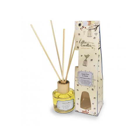100 ml Diffuser Sweet Plum & Amber