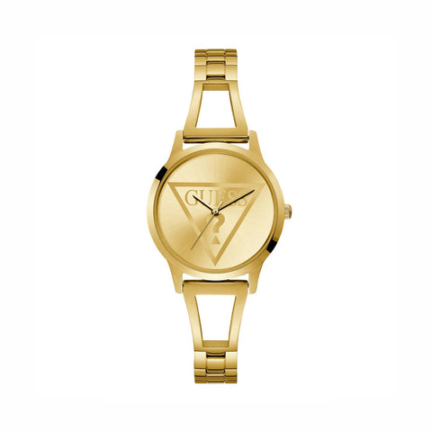 Buy Guess Ladies Analogue Watch Lola with Stainless Steel Strap - W1145L3 online - Salmons Gifts, Ballinasloe, Galway, Ireland