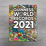 Guinness World Records 2021 - Salmons Book Store, Ballinasloe, Galway