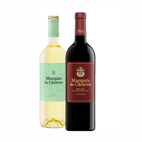 Buy Marqués de Cáceres Rioja Giftset online - Salmons Off Licence, Ballinasloe, Galway