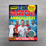 Match Annual 2021 - Salmons Book Store, Ballinasloe, Galway