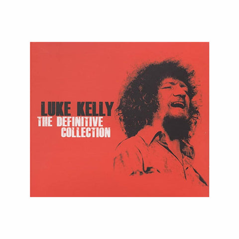 Luke Kelly - The Definitive Collection - Salmons Department Store, Ballinasloe, Galway
