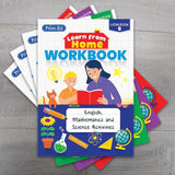 Prime-Ed Learn from Home Workbooks