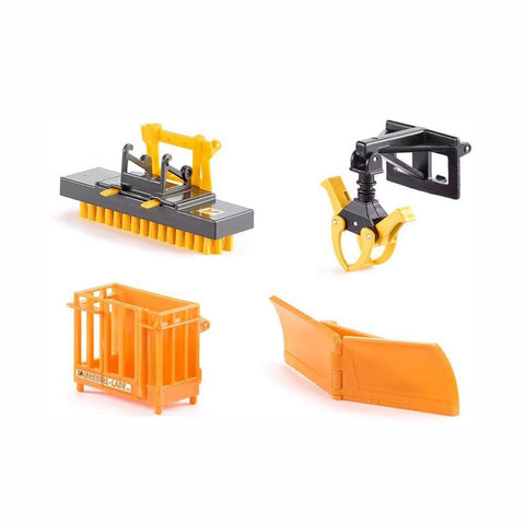 Siku Front Loader Accessories - 3661 - Salmons Toy Store, Ballinasloe, Galway