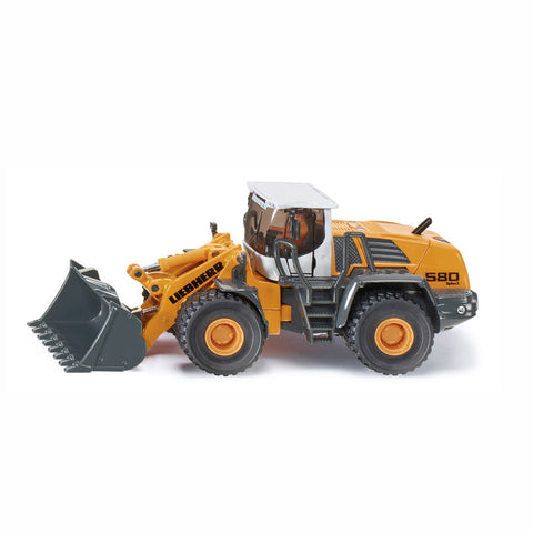 Siku Four Wheel Loader 3533 - Salmons Toy Store, Ballinasloe, Galway