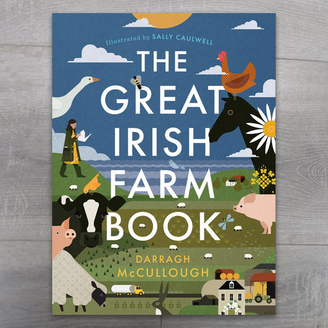 The Great Irish Farm Book - Salmons Book Store, Ballinasloe, Galway