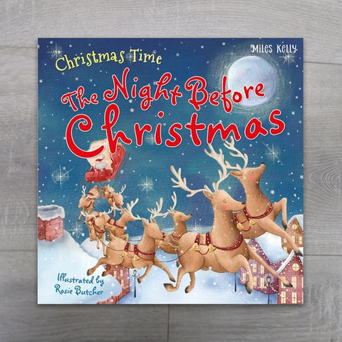 Buy The Night before Christmas book online  - Salmons Online Book Store, Ballinasloe, Galway