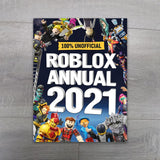 Roblox Annual 2021 - Salmons Book Store, Ballinasloe, Galway