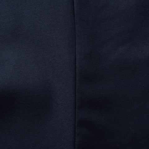 Sartoria CHIAIA Bespoke Blue Loro Piana Wool Super 130's Dress Pants 62 NEW 46