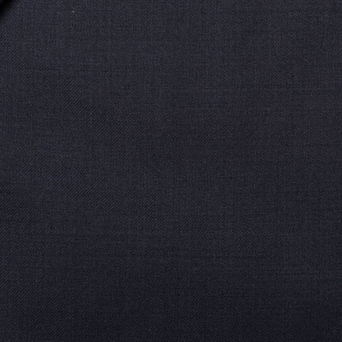 CASTANGIA 1850 Dark Blue Twill Wool Suit EU 54 NEW US 44