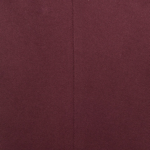 INCOTEX (Slowear) Burgundy Cotton Twill Stretch Pants NEW Slim Fit