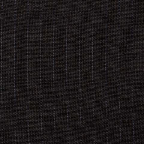 SARTORIA CASTANGIA Handmade Striped Wool Suit EU 48 NEW US 38