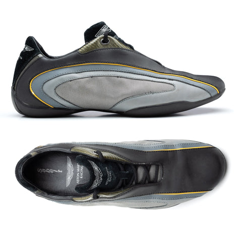 Limited Ed. ASTON MARTIN RACING x SABELT Carbon Fiber Racing Shoes EU 44