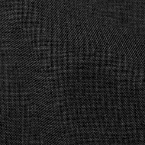 Sartoria PARTENOPEA For PATRICK HELLMANN Black 140's Jacket Blazer 52 NEW US 42