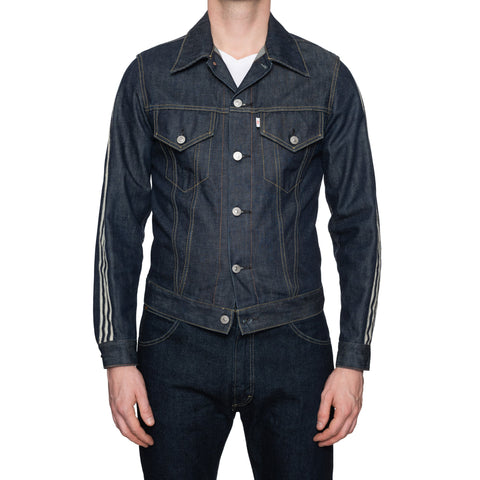 Yohji Yamamoto Y-3 Exclusive - Adidas Denim Jeans Trucker Jacket NEW Size S