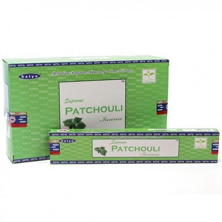 Incensos Satya - Patchouli