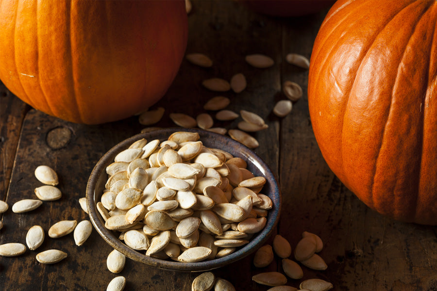 Amazing Health Benefits Of Pumpkin Seeds!