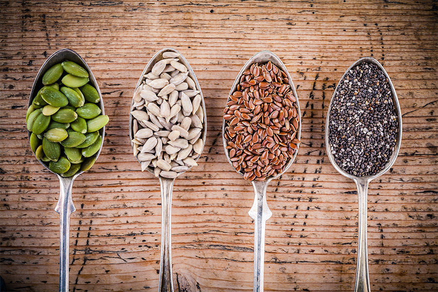 How To Consume Seeds (Superfoods) Everyday