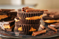 Chocolate Pumpkin Seeds Peanut Butter Cups
