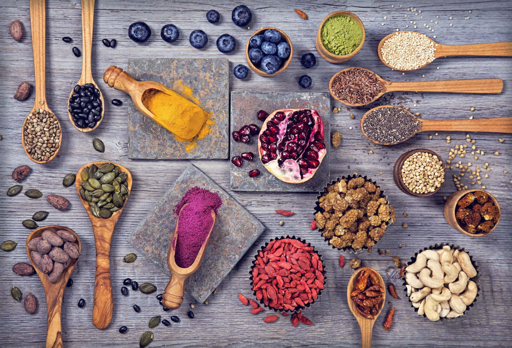 Organic Superfoods Benefits & Recipes
