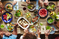 Thanksgiving day celebrations with Superfoods