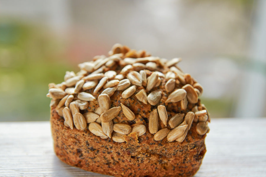 Sunny, Scrumptious, Simple Sunflower Seeds Cake!