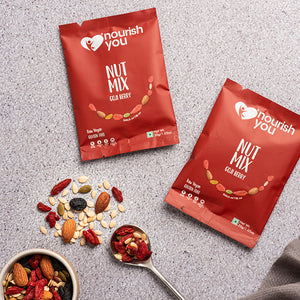 GOJI BERRY NUT MIX | 30g