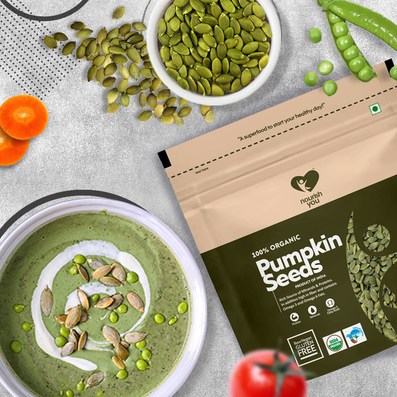 PUMPKIN SEEDS | 100g