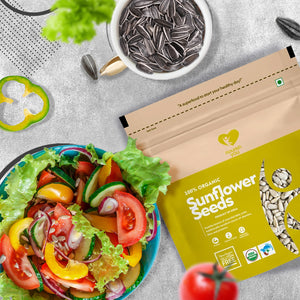 SUNFLOWER SEEDS | 100g
