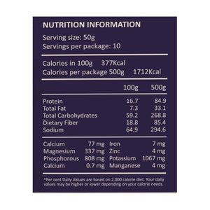 BLACK QUINOA | 500g - Nourish You