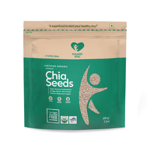 WHITE CHIA SEEDS
