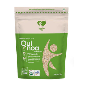WHITE QUINOA | 500g - Nourish You