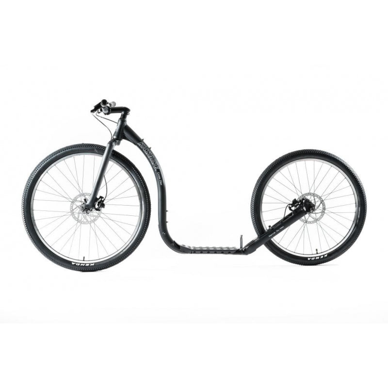 KICKBIKE CROSS MAX 29/26, BLACK
