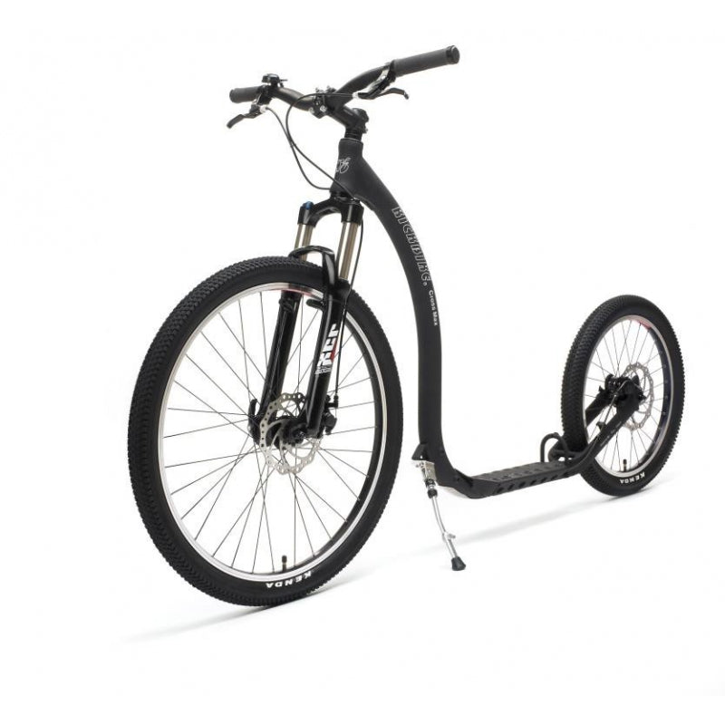 KICKBIKE CROSS MAX 20D+ BLACK