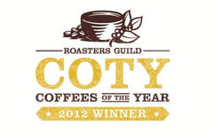 Rusty's Hawaiian Coffee of the Year 2012