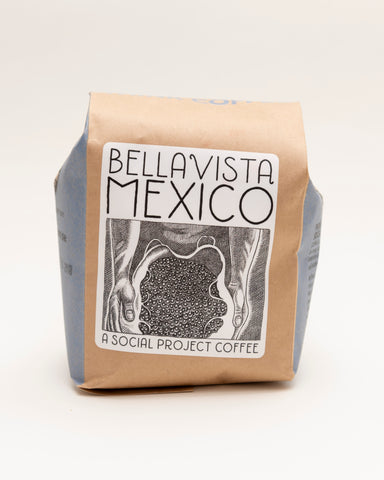 Mexico Bellavista - Think Coffee Roasters