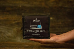 Cicada Cold Brew Blend - Prevail Coffee