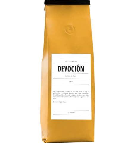 Colombia Decaf Blend - Devocion Coffee