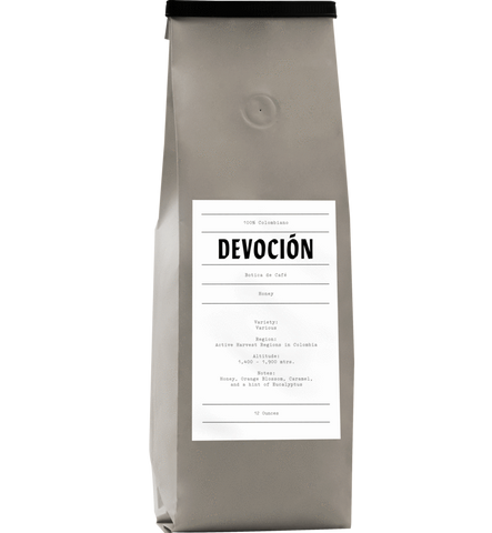 Colombia Honey Blend - Devocion Coffee