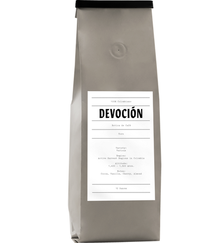 Colombia Toro Blend - Devocion Coffee