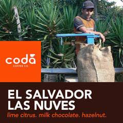 El Salvador Las Nuves - Coda Coffee