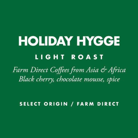 Holiday Hygge Blend - Barrington Coffee
