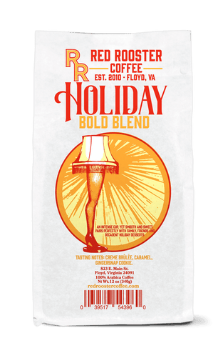 Holiday Bold Blend - Red Rooster