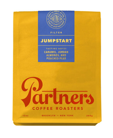 Jumpstart Blend - Partners Coffee