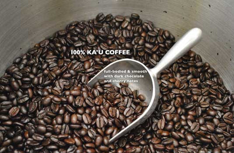 Ka'u Classic Dark Roast - Rusty's Hawaiian Coffee