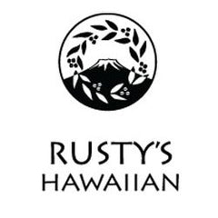 Rusty's Hawaiian logo